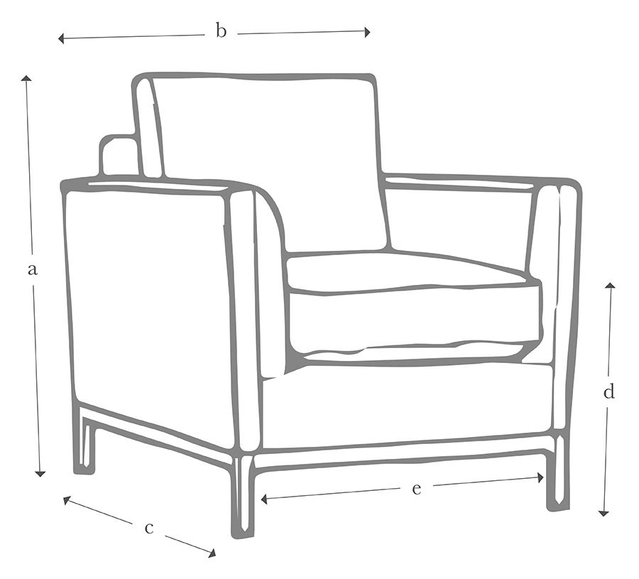 The Deco Armchair
