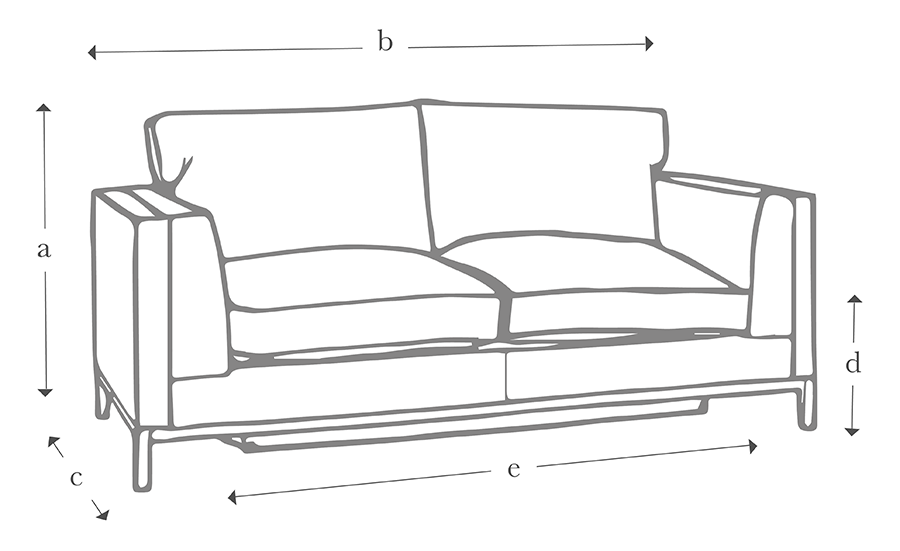 The Deco Sofabed