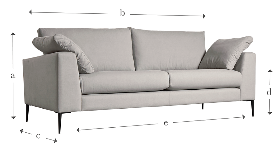 The Milano Sofa