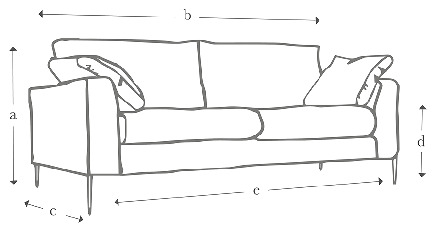 The Milano Sofa