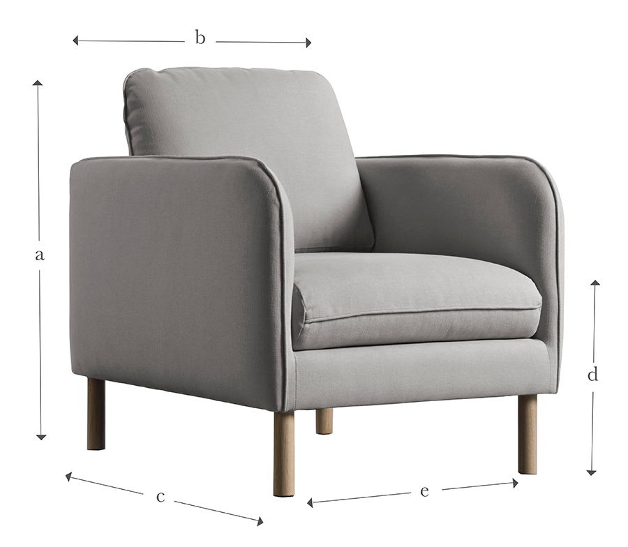 The Scandi Armchair